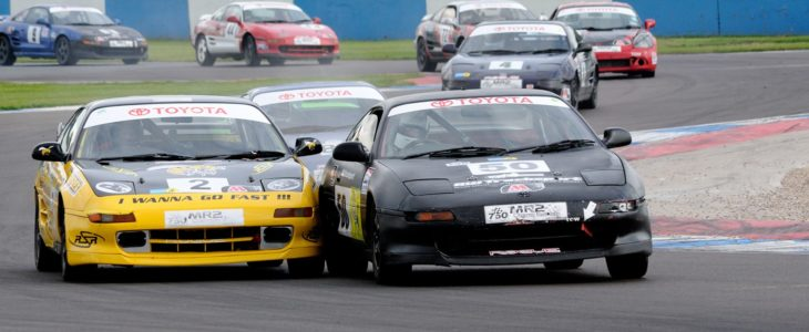Chris Freville and his love of Motor Racing